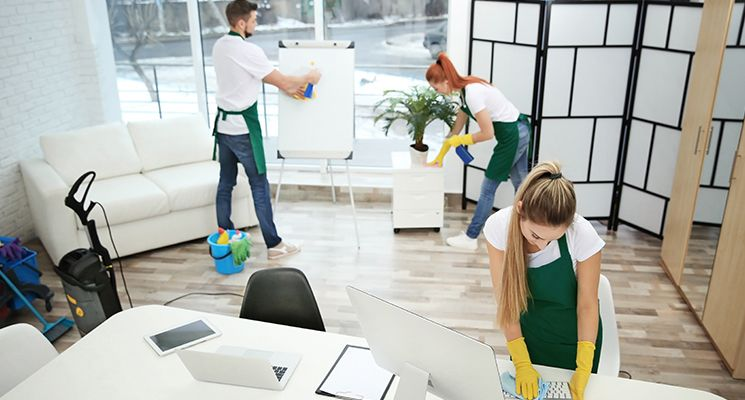 Importance of Hiring Office Cleaning Service!
